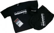IN BED WITH MADONNA - UK PROMO SHOULDER BAG, T-SHIRT & CAP SET